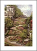 ANNA CHRASTA EDITIONS Handsigned-&-Numbered LOMBARD STREET - Z902LE