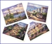 MARIE  - 11 x 14 SF Prints  Package-of-Four - W-H300-4 Piece Set - 11x14 Size