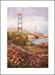 GOLDEN GATE / Edition of 750 / 19 x 24