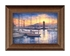 Marina Sunrise - Walnut Frame